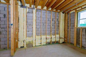 installing and finishing basement subfloors
